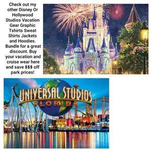 Universal Bags - Dr. Seuss Universal Studios Park Red Tote